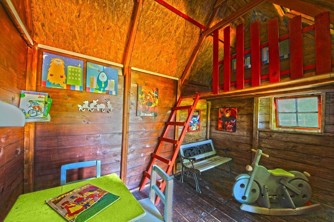 Rural houses to travel with children in Galicia 1