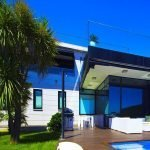 House for Rent with Pool in Sanxenxo