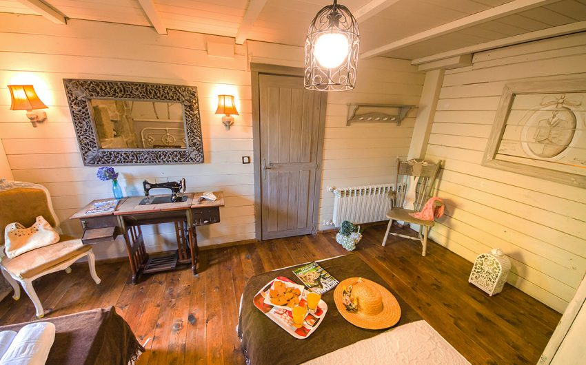 Rural Tourism House for 6 people - Wooden Floor