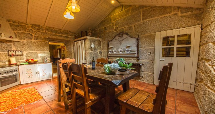 Cas do Mestre Rural House for 4 people - Galicia