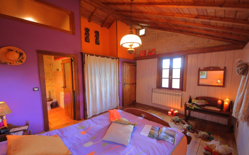 Cas do Mestre Rural House for 4 people - Comfort