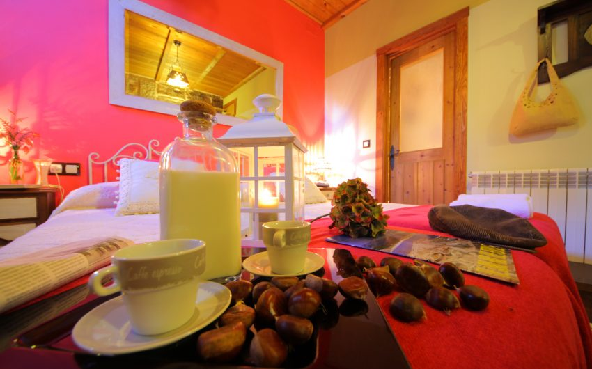 Cas do Mestre Rural House for 4 people - Breakfast