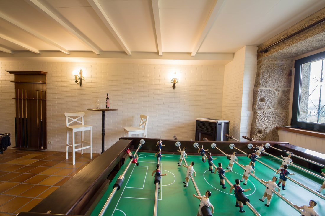 Eira grande rural house swimming pool galicia 12 people - The living room church kennewick wa ...