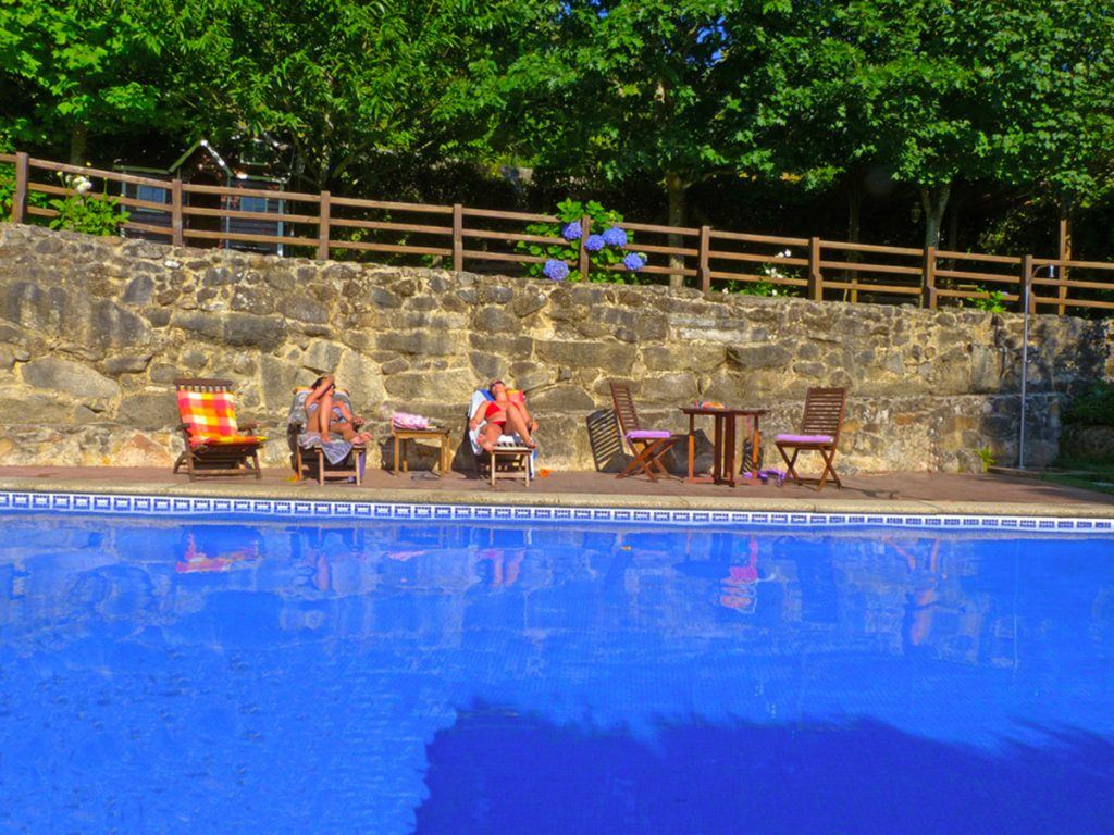 Top Rural Houses With Swimming Pool In