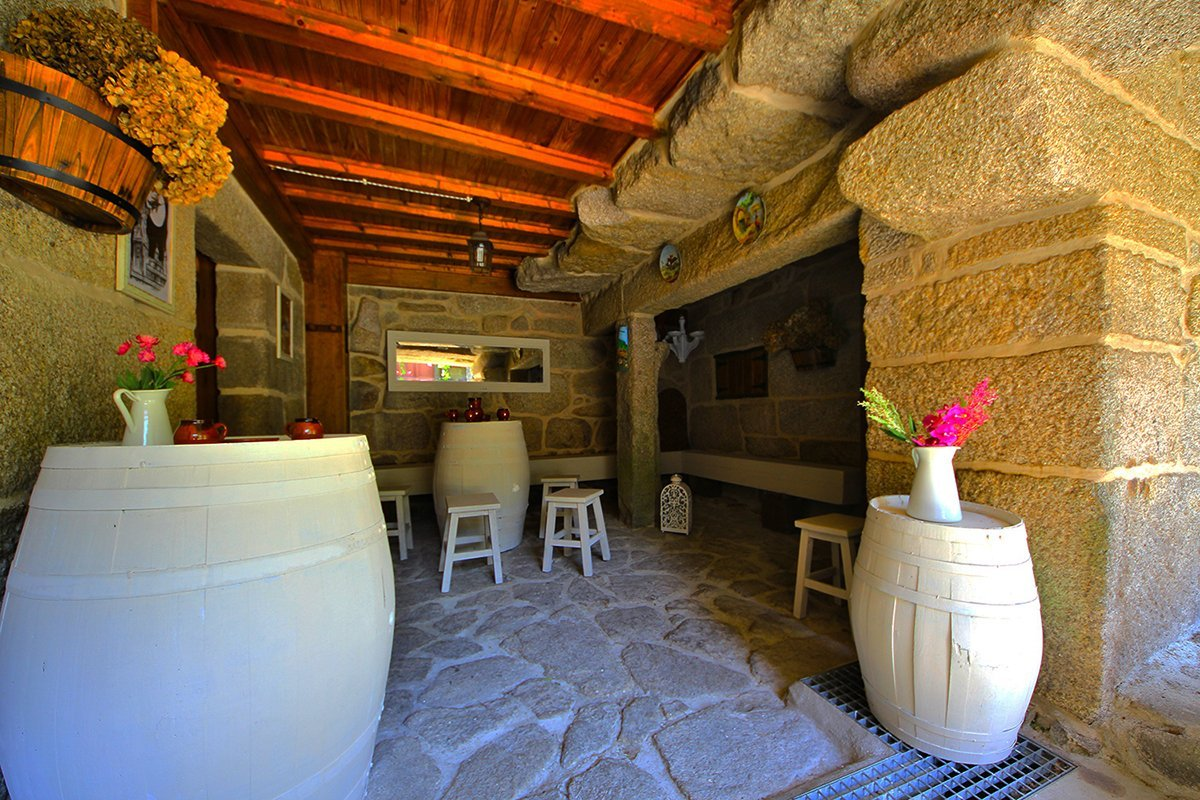 Stone Rural house for 4 people in Spain